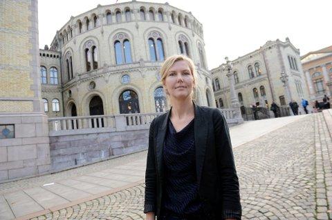 Marianne Marthinsen krever tiltak for å stoppe den stigende ledigheten blant unge. Foto: Helge Rønning Birkelund, ANB