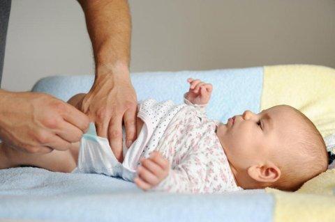 Frykten for at pappa får mindre tid med barnet er årsaken til motstanden mot å gjøre foreldrepermisjonen enda mer fleksibel. (Foto: Frank May, NTB scanpix/ANB)