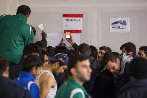 UDIs asylprognose blir trolig kraftig nedjustert.