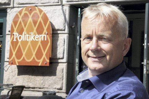 KRAV: Hedmark Ap og leder Knut Storberget (bildet) vil ikke gjøre forsøk på å få omgjort Stortingets vedtak om å slå sammen Hedmark og Oppland.