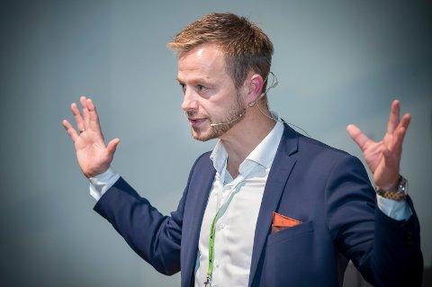 Lars Joakim Hanssen skal bruke mer tid på familien nå som han er ferdig på statsministerens kontor.