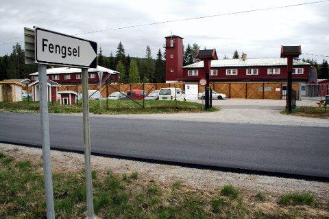 SELGES: Bruvoll fengsel ble lagt ned for ett år siden, nå legges hele eiendommen ut for salg.