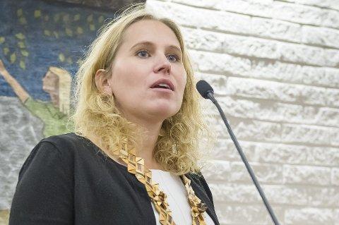SVARER: Ordfører Kamilla Thue svarer på kritikken fra varsleren.FOTO: JENS HAUGEN