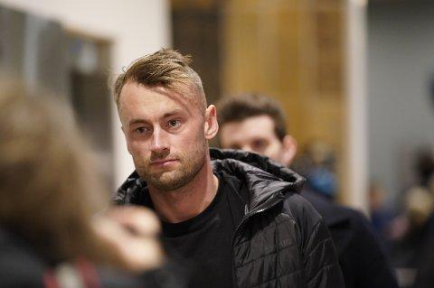 RÅKJØRTE: Boligen til Petter Northug i Oslo ble ransaket etter ruskjøringen. Der fant politiet kokain. Foto: Heiko Junge / NTB scanpix