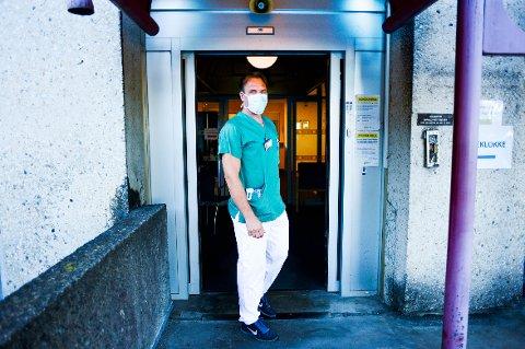 Jørn Einar Rasmussen advarer og frykter konsekvensene av påskeferien.