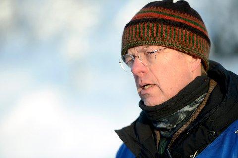 MISFORNØYD: Professor Jon Martin Arnemo og kollegene hans er misfornøyd med de store lønnsforskjellene blant Høgskolen i Innlandets professorer.