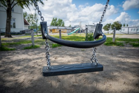 BARNESKOLE: Flere foreldre på første trinn ved Sørumsand skole stiller seg undrende til skolens klasseinndeling.