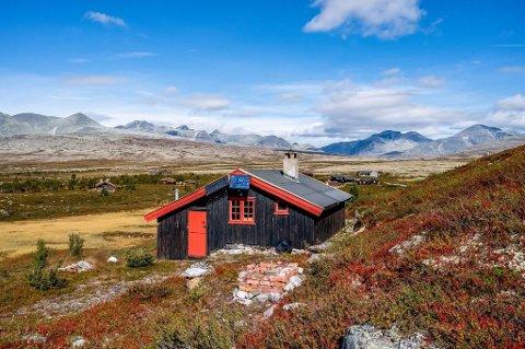 Denne hytta ble solg for nær en million over takst.