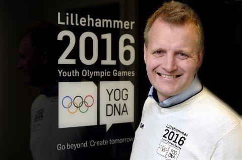 Tomas Holmestad går fra Ungdoms-OL til toppjobb i Swix.
