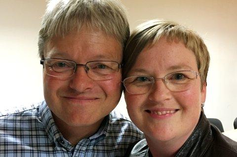NYE: Ordfører Arne Fossmo og varaordfører Kristin Teigen (begge Ap) har overtatt ledelsen av Ringebu kommune.