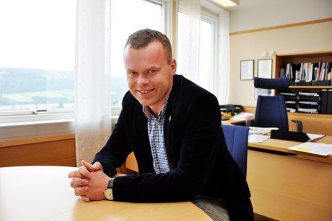 ENDRINGER: Lederne må se tjenestene fra brukernes perspektiv, er Rolf Rønnings oppfordring til ordfører Espen G. Johnsen i Lillehammer.