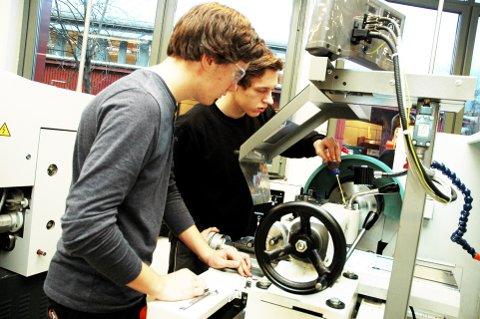 REKORD: Aldri har så mange  fått læreplass i Oppland som i 2017; 758 yrkesfagelever har fått læreplass .