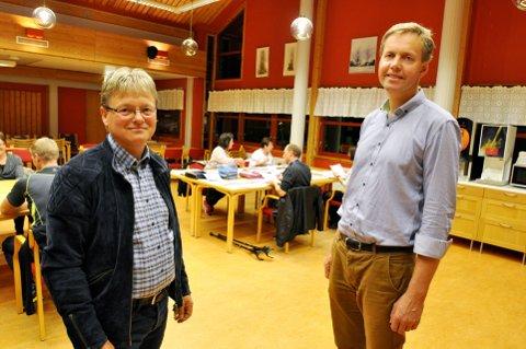 AP overtar: Arbeiderpartiet og Arne Fossmo overtar makta i Ringebu kommune. Senterpartiets Erik Odlo må takke for seg etter fgire år som ordfører i kommunen.