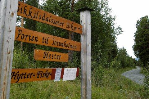 23. august skal retten drøfte vegstriden i Sikkilsdalen.