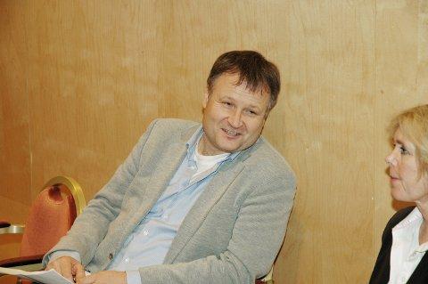 Leder i nominasjonskomiteen, Lars Elsrud, syntes komiteen med sitt listeforslag hadde gitt et godt råd.