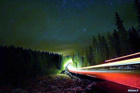 2. FARGERIK REISE: Norge er vakkert. Foto: Helene Strand