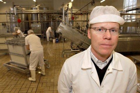 Sverre Gjefsens Lille Meieri AS skal møte 3TS Industriservice i retten.