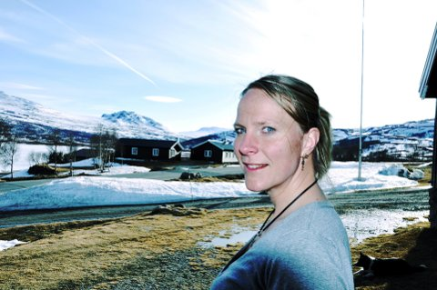 Søknad: Ragnhild Sjurgard har stila søknad til Vågå kommune på vegne av fellesskapet i Sjodalen.Foto: Ketil Sandviken.