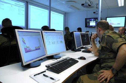 JØRSDADMOEN: Cyberforsvaret på Jørstadmoen kan bli en drivkraft for kompetansebygging i Lillehammer-regionen.