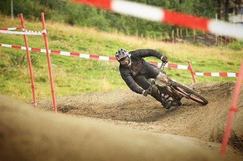 I august blir det utfor-NM på sykkel i Hafjell.