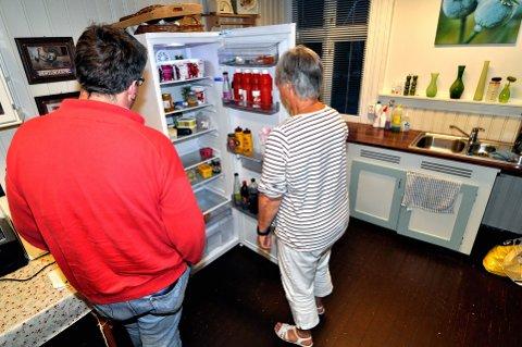EVIG HUNGER: «Per og «Sara» er begge medlemmer i Anonyme Overspisere. Begge sier at de er matavhengige og at de overspiser for å døyve følelser.     Foto: Ingunn Aagedal Schinstad