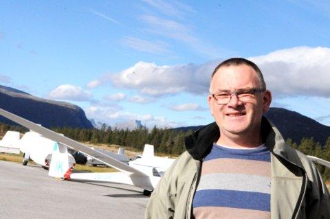 JOBB: Håvard Gangsås har vært rådmann i Bardu kommune de tre siste årene, men kommer nå til Ringebu og blir administrativ sjef i Ringebu kommune.