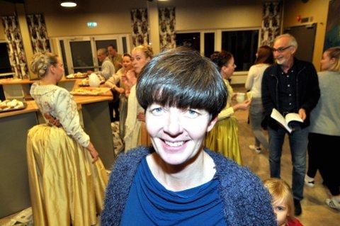 LITT SKUFFET OVER STATSBUDSJETTET: Operasjef Kari Elisabeth Bekken.