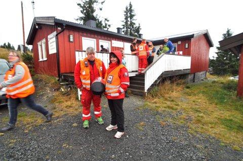 Leteaksjon på Sjusjøen etter mann (68) 3. oktober 2017