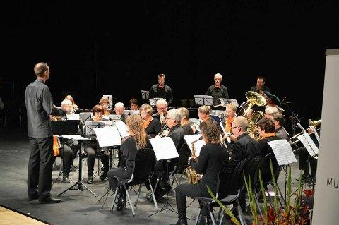 JUBILERER: Vestre Gausdal Musikkforening