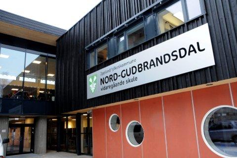 BEST: Vi skal skape Norges beste videregående skole, lover Aps andrekandidat til fylkestingsvalget i september, Kjerstin Lundgård. Nord-Gudbrandsdal vidaregåande skule i Lom er allerede i tetsjiktet.