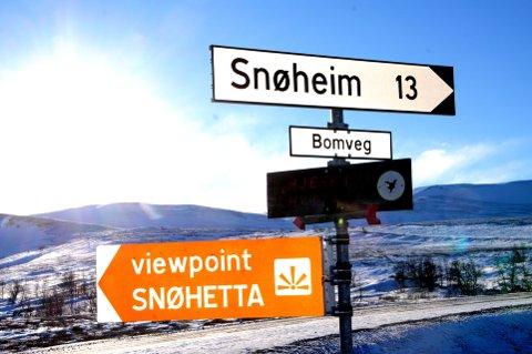 79e17ef3 UTVIDETE VERNEOMRÅDER: Forsvarets nedlagte skytefelt er en del av  nasjonalparken Dovrefjell–Sunndalsfjella. I