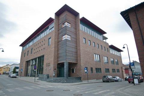 Rettssaken foregår i Hamar tinghus. Foto: Jo Espen Brenden / Scanpix
