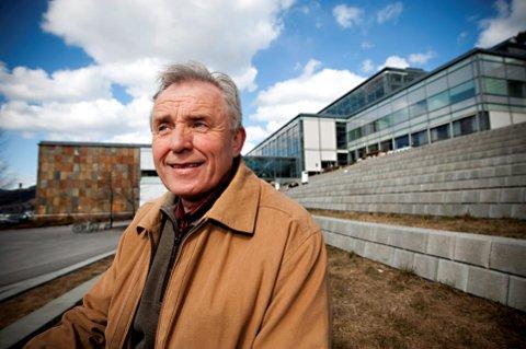 Professor Håvard Teigen mener Sp mangler distriktspolitikk.