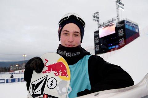 Marcus Kleveland fra Dombås er tatt ut til OL.