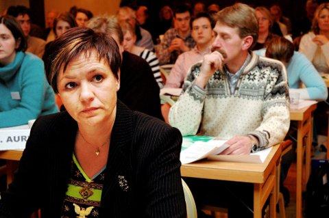 Anne Tingelstad Wøien (Sp) spør klima og miljøministeren om felling av ulv