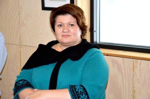 STØTTER AP: Høyre i Ringsaker støtter Ap-ordfører Anita Ihle Steen i de fleste sakene og blir en pådriver for e-skatt, mener Sps gruppeleder.