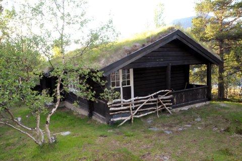 STRID: Nå skal hytta selges. Da hytteeierens verge ville selge, ble salget stoppet av Fylkesmannen.