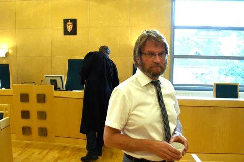 Advokat Lorentz Stavrum er ikke lenger forsvarer for den siktede 16-åringen fra Vinstra.
