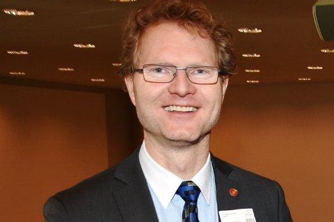 FARTSPOLITIKER: Tor Andre Johnsen fra Frp vil ha mindre bruk av snittmålinger på vegene. Dette kan gi uønsket lavere fart på vegene, skriver Johnsen.