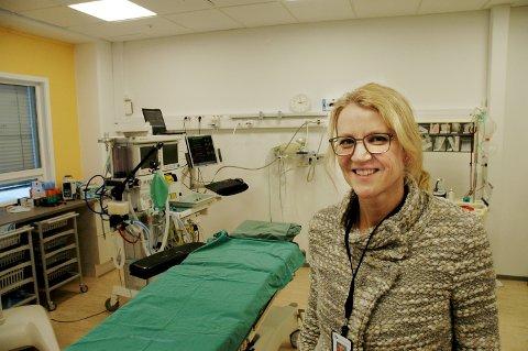 Ingeborg Hartz er forskningsdirektør i Sykehuset Innlandet