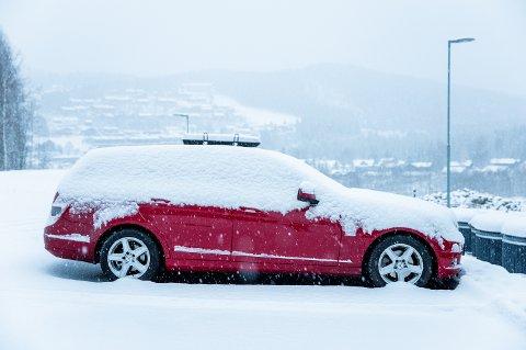 Forrige vinter «druknet» hele dalen i snø, og det ble meldt om en rekke takkollapser i distriktet. På de fleste målestasjonene i Gudbrandsdalen har det kommet betydelig mindre snø i år.