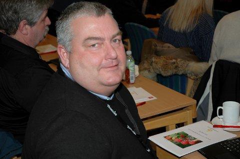 UTE AV FRP: Geir Fauchald hadde sentrale posisjoner i Innlandet Frp før fylkesstyret vedtok å ekskludere ham.