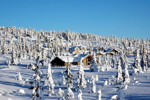 FJELLET TØMMES: Hytteormrådene i Lillehammer og Gudbrandsdalen tømmes for folk.  Distriktets ordførere opplever nå at mange hytteeiere forøker å få fritak fra det varslede forbudet mot å oppholde seg på hytter utenfor egen hjemkommune