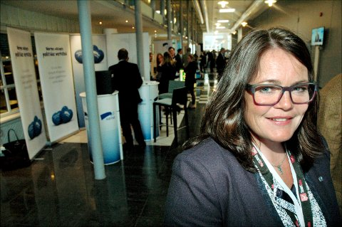 Kari-Anne Jønnes mener ikke det bør være absolutte grenser for fravær i ungdomsskolen.