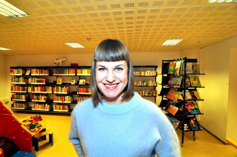 JUBLER: Anne-Thea Haavind, programansvarlig for Pegasus.