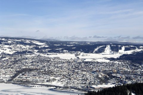 PÅ TOPP: Lillehammer og Gausdal kommuner er blant kommunene i Norge som krever inn mest i eiendomsskatt.