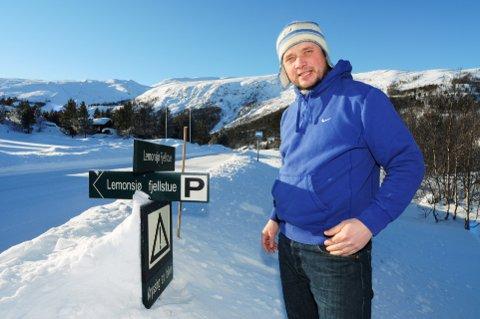 Øistein Formo mottok ildsjelpris fra Norges Skiforbund sist helg.