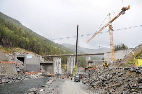 STORE VERDIER: Lokale entreprenører og leverandører tjente 200 millioner kroner på Rosten-utbyggingen.
