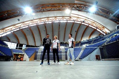 Elverum håpar å fylle Håkons Hall under storkampen mot Paris St. Germain.