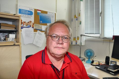 OPRØRT: Tom Østhagen. Pasient- og brukerombud i Innlandet, reagerer på statsforvalterens konklusjon i klagen på behandlingen av en kvinne med mange helseutfordringer.